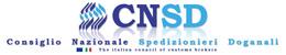 CNSD – Consiglio Nazionale Spedizionieri Doganali